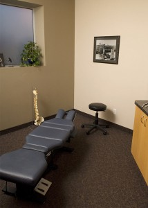 Chiropractic Bed